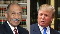 Conyers leads massive emoluments lawsuit against Trump