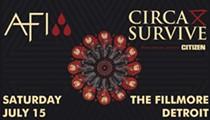 AFI & Circa Survive