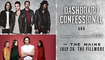 Dashboard Confessional and The All-American Rejects