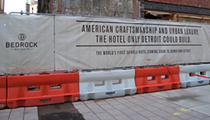 Adventures in authenticity at Shinola continued: 'The hotel only Detroit could build'?