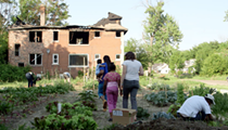 In search of humanity amid the ruins of Detroit