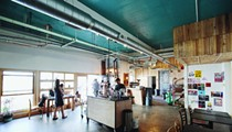 Detroit's Anthology Coffee is both roasting plant and tasting room