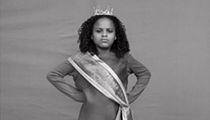 Little Miss Flint steals the show in this high-fashion campaign
