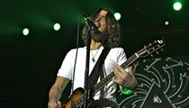 """Chris Cornell's wife plans memorial statue, gives nod to people """"looking for answers"""" in his death"""