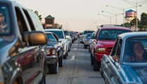 We calculated the carbon footprint of the Woodward Dream Cruise