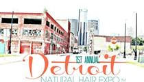 New natural hair expo comes to Cobo this weekend