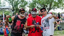 The UK's Gathering of the Juggalos party ended up being a hot mess