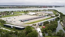 DNR and Belle Isle officials want your opinion on the Detroit Grand Prix
