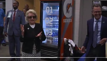 Detroit Lions sang 'Happy Birthday' to Martha Ford and it's the cutest thing you'll see all day