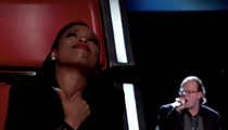 Lansing's 'singing cashier' auditioned for 'The Voice' last night and made it through