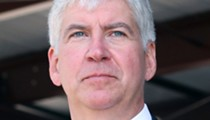 Why is Gov. Rick Snyder such a weenie?