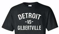 There are now unofficial 'Detroit vs. Gilbertville' T-shirts