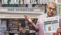 Comedian Lewis Black headed to Detroit in April