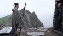 <i>The Last Jedi</i> gleefully myth-busts the <i>Star Wars</i> universe