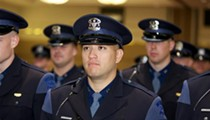 Ex-Michigan trooper charged with Damon Grimes' killing is being held on $1m bond