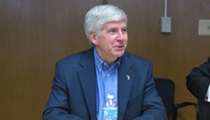 Candidate says he'll sue Gov. Snyder to move up election for Conyers' seat
