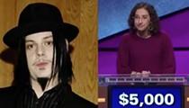 Julie on <i>Jeopardy!</i> confused Jack White with Eminem
