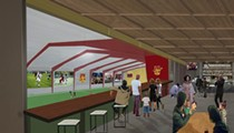 Detroit City FC will open an indoor soccer field house this fall