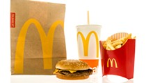 By 2025, your Big Mac will be served in paper made of recycled materials