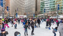 Meijer will distribute free ice skating passes for The Rink at Campus Martius