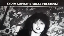Lydia Lunch's 'Oral Fixation' EP was recorded at the DIA 30 years ago today