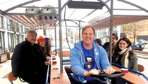Wyandotte City Council votes to prohibit pedal pubs from downtown
