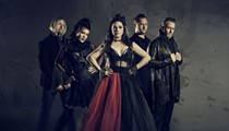 Evanescence is still a band and they are coming to Detroit this summer