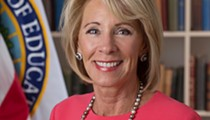 Unsurprisingly, students are disappointed with Betsy Devos' visit to Parkland
