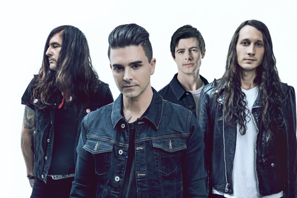 Dashboard Confessional will perform 2 records back to back in Detroit — and we are vindicated