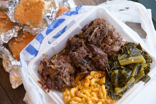 Motor City Soul Food  Mile Greenfield