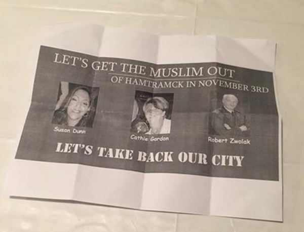 southfield muslim Mail found dumped on detroit's east side was supposed to have been delivered in southfield treatment of muslim woman called into question at michigan.