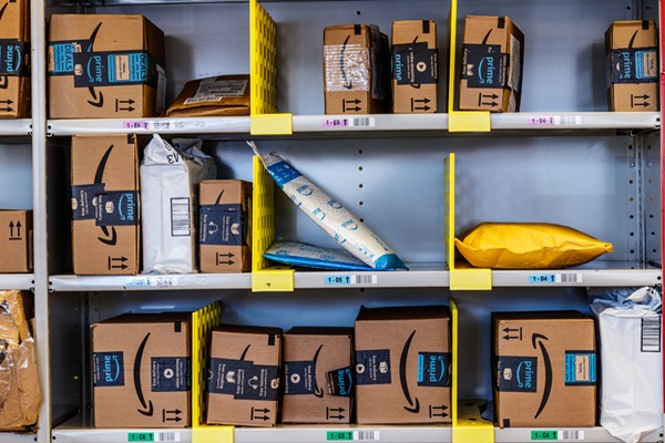 Dildos are non-essential, Amazon worker says, as Romulus facility protests conditions amid coronavirus crisis