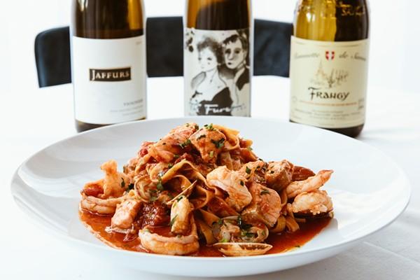 Birmingham's upscale Pernoi rebrands as casual Italian 'Casa Pernoi'