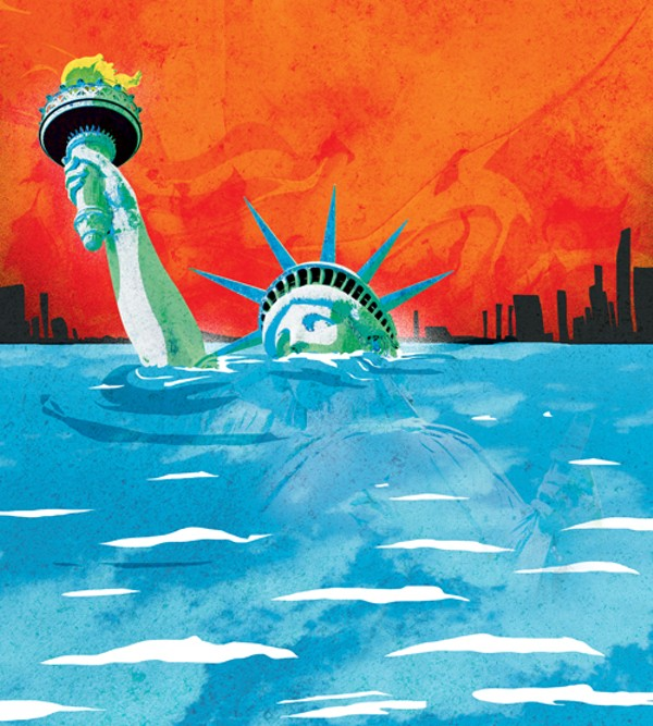 what president donald trump could mean for the climate change crisis