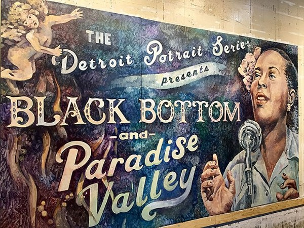 paradise valley black singles Though known nationally as a place for black music and entertainment, paradise valley was also a concentrated area of black entrepreneurship with dozens of the clubs, speakeasies and theaters owned by black detroiters.