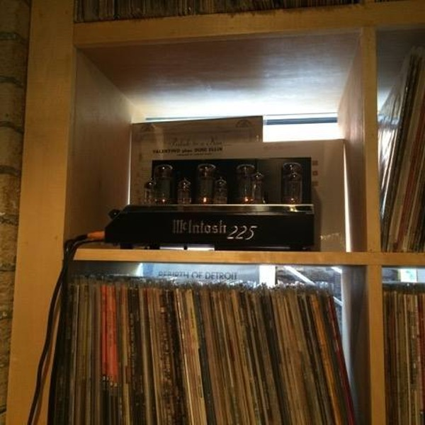 The Griot A Vinyl Centric Bar In Midtown Officially
