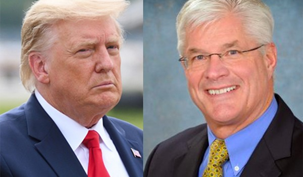 Michigan Congressmen 100% met with Trump to discuss doing a coup