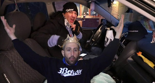 Producer responds to 'King of Farmington' with 'King of Southfield'