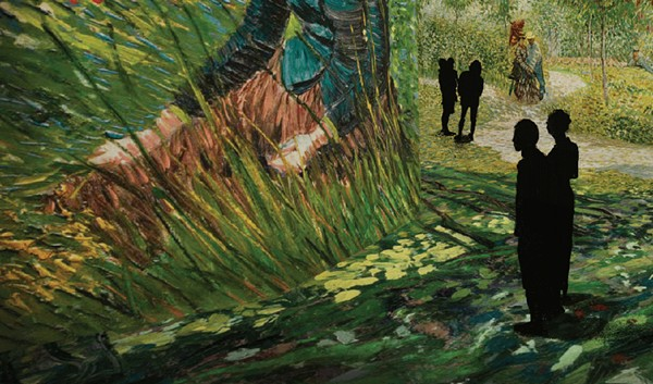 OMFG there are two van Gogh events coming to Detroit. Here's all the info you need so you can stop emailing us about the confusion.