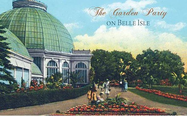 Idyllic Garden Party Will Raise Money For Belle Isle