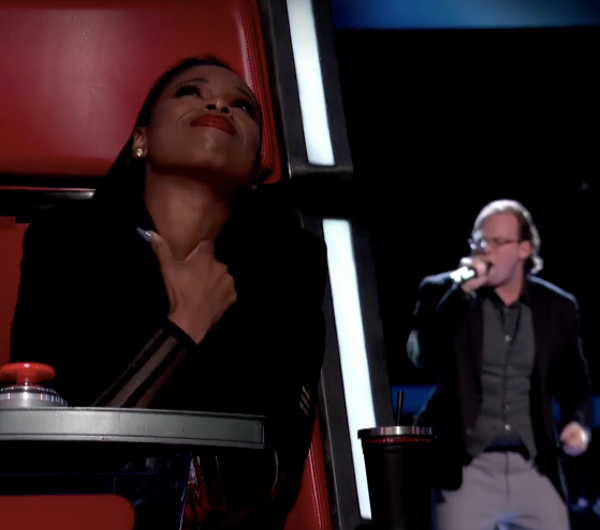 Lansing's 'singing cashier' auditioned for 'The Voice' last