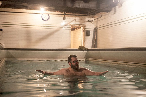 from Ivan gay sauna detroit