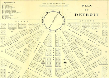 How the Woodward Plan for greater Detroit died 200 years ago today