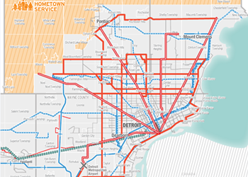 Koch brothers target southeast Michigan in nationwide bid to derail public transit proposals