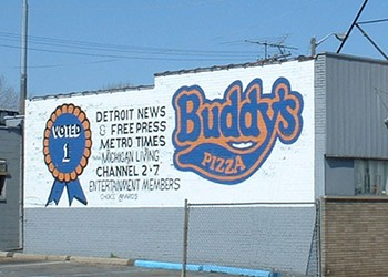 Buddy's Pizza is selling its original location