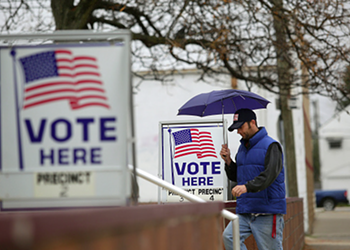 Michigan on pace to have highest primary voter turnout in 40 years, expert says