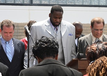 Kwame and Carlita Kilpatrick have quietly divorced