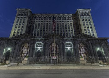 Ford plans to turn vacant train station into a haunted house this Halloween season