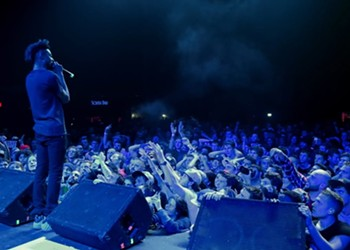 Danny Brown doc 'Live at the Majestic' offers a glimpse behind the grin