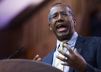 Detroit school board wants to drop Ben Carson's name from high school